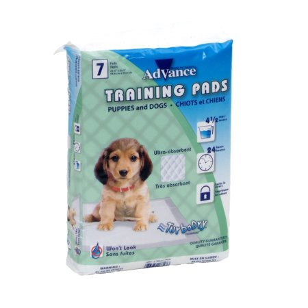 Products DCP18814 14-Pack Advance Dog Housebreaking Pad with Turbo Dry, Housebreaking pad for dogs features super absorbent polymer, no worries.., By Coastal (Dried Bifidobacterium Animalis Fermentation Product In Dog Food)