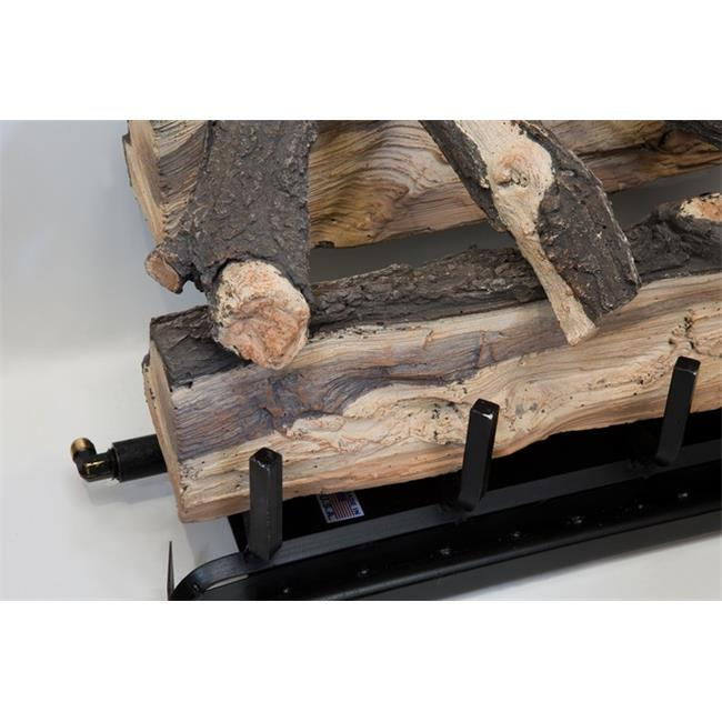 Blue Pine Split Logs, 30 in.