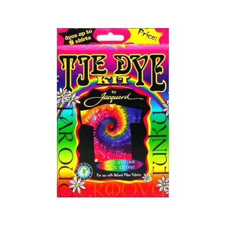 Jacquard Tie Dye Kit Funky-Groovy