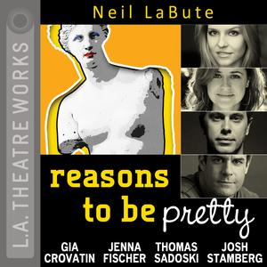 reasons to be pretty - Audiobook