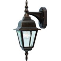Hardware House Outdoor Lantern Wall Fixture - Finish: Classic Bronze