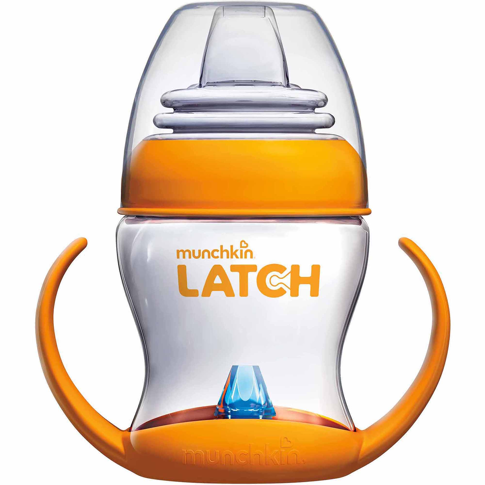 Munchkin LATCH 4oz Transition Cup, BPA-Free