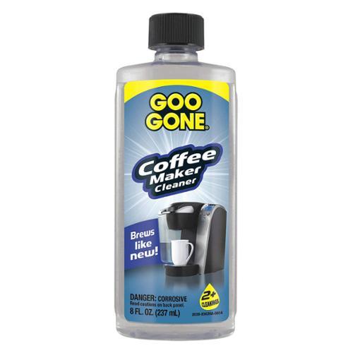 GOO GONE 8 oz. Coffee Maker Cleaner,  1 EA 2039