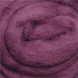 Wool Roving 12 .22 Ounce-Lilac Haze Multi-Colored