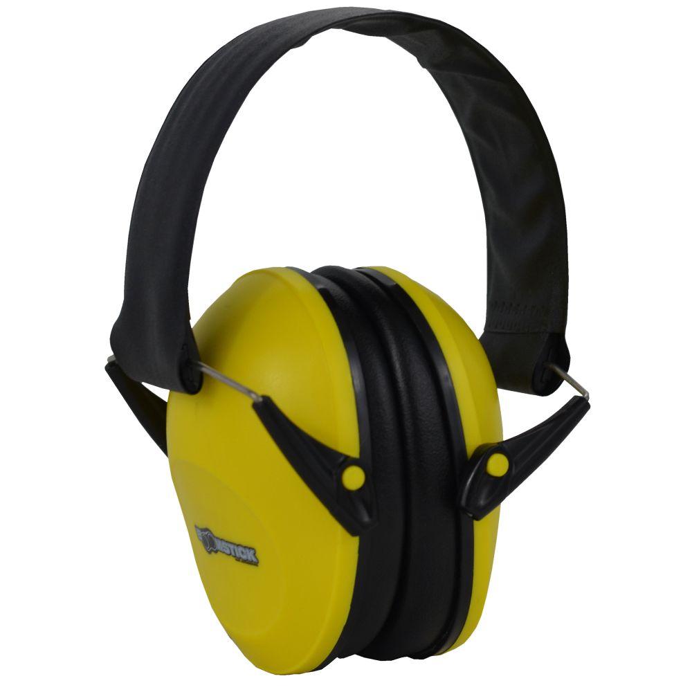 Yellow Ear Muff Hearing Protection