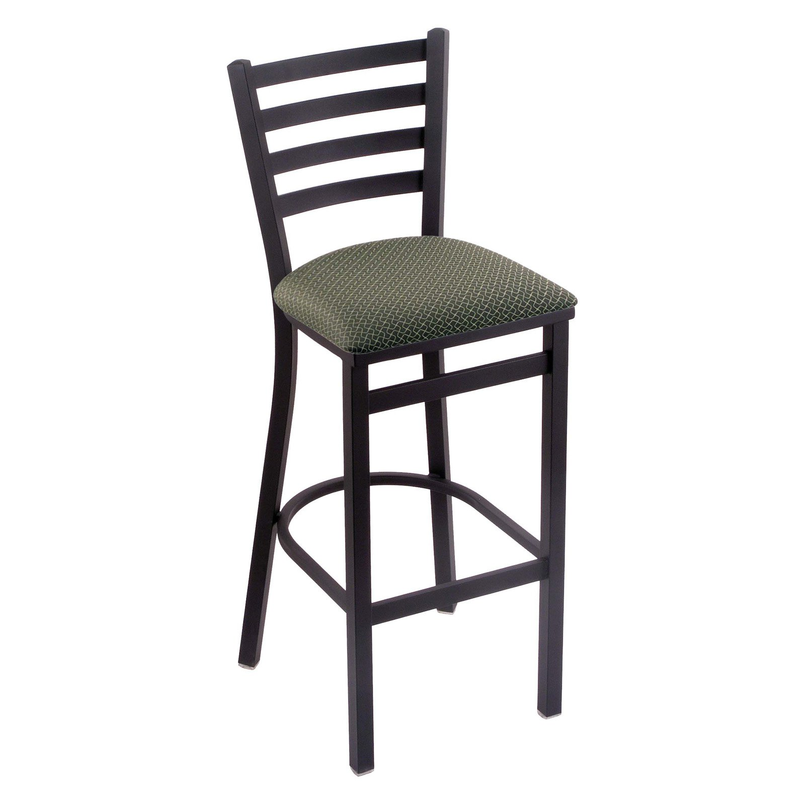 Holland Bar Stool Jackie 30 in. Bar Stool - Black Wrinkle