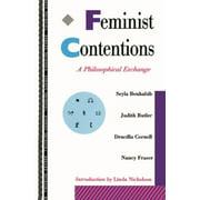 Feminist Contentions - eBook