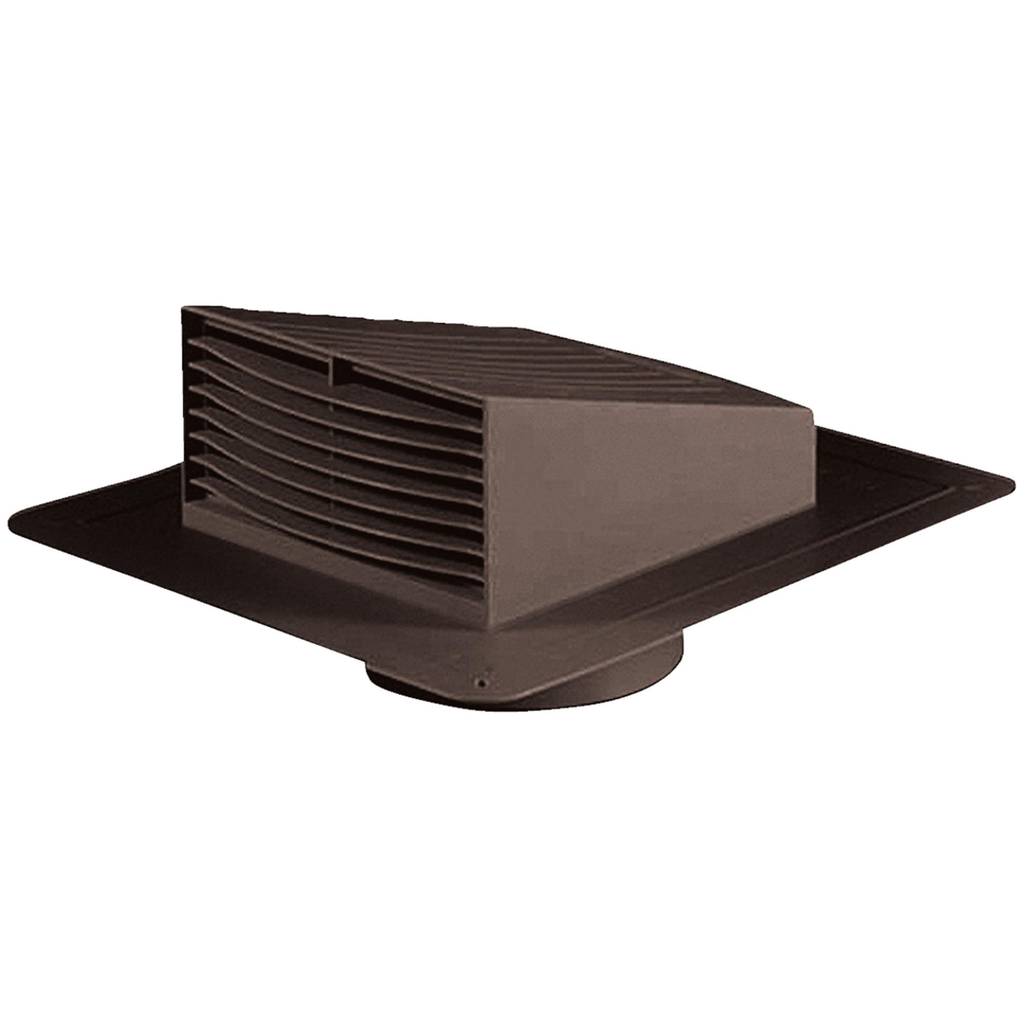 Plastic Roof Exhaust Cap