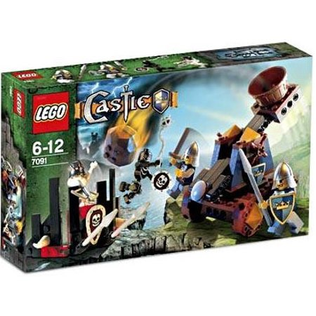 Castle Knights Catapult Defense Set Lego 7091