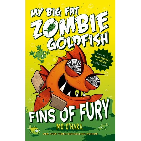 ZOMBIE GOLDFISH #3 FINS OF FURY