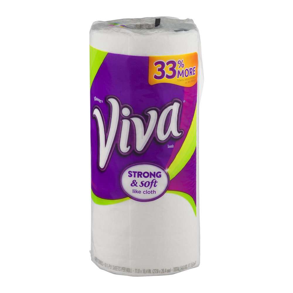 Viva Paper Towels, 1.0 CT - Walmart.com