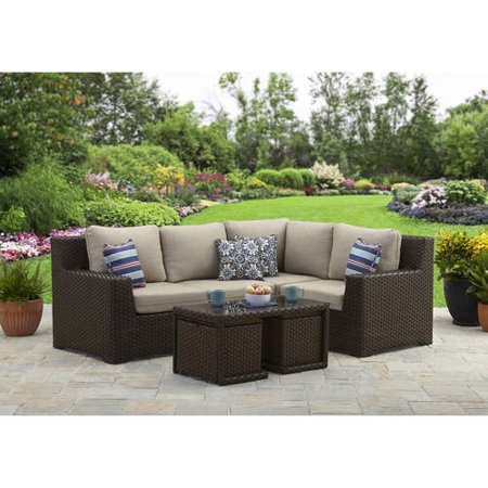 Better Homes And Gardens Weston Pointe 7pc Sectional Set