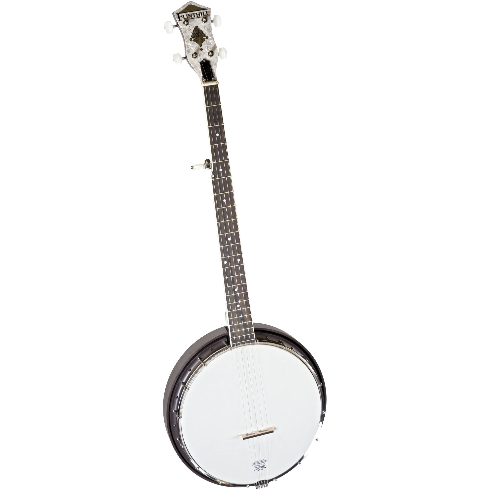 Flinthill FHB-55 Traditional 5-String Resonator Banjo by Flinthill