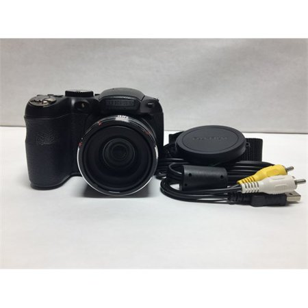 Digital Image Stabilized (Refurbished Fujifilm FinePix S2500HD 12MP Digital Camera with 18x Optical Dual Image Stabilized)