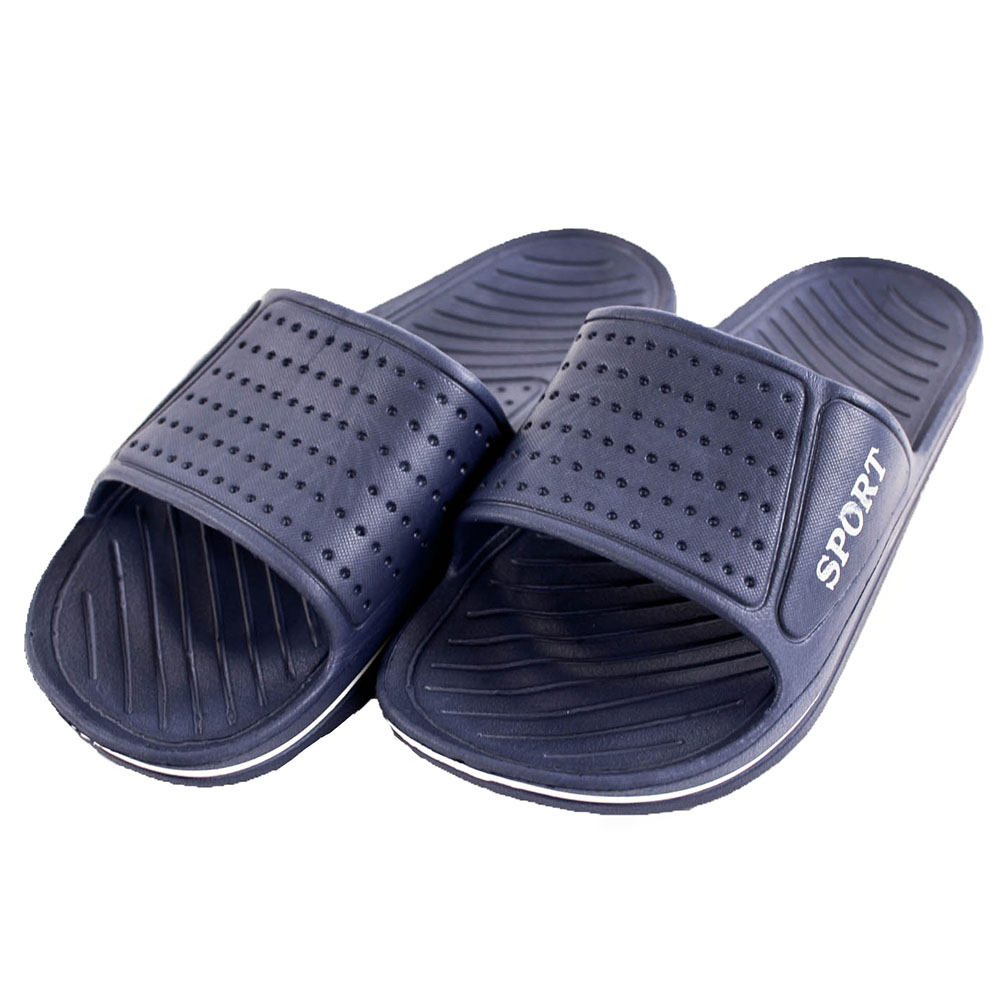 Sport Men's Classic Slip On Indoor / Outdoor Sandals