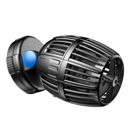 Aquarium Wave Maker 10-60W Reef Coral Fish Tank Wave Maker w/ Controller Powerhead Submersible Water Pump Magnetic Mount