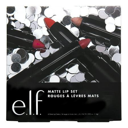 Gorgeous Cosmetics Lipstick (e.l.f. Cosmetics Holiday Matte Lip Gift Set ($12)