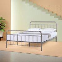 """Zinus Florence 40"""" Metal Platform Bed Frame, Queen"""