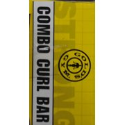 Gold S Gym Combo Curl Bar Standard Image 3