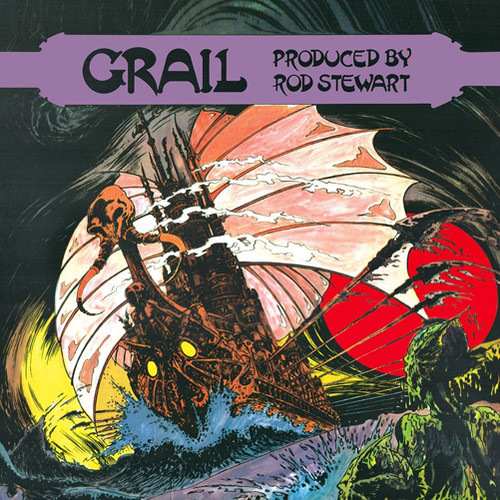 Grail - Grail [CD]
