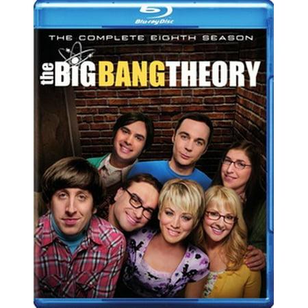 The Big Bang Theory: The Complete Eighth Season (Blu-ray)