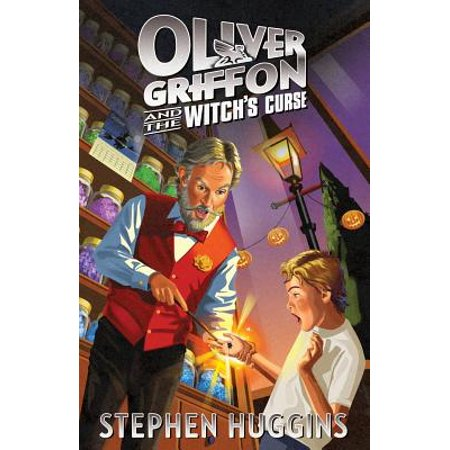 Oliver Griffon and the Witch's Curse (Paperback) (Halloween Curses)