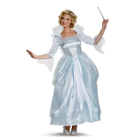 Adult Fairy Godmother Movie Adult Prestige Costume by Disguise 87053](Fairy Godmother Halloween)