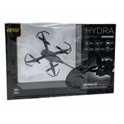 TDR Onyx Series Hydra Stunt 2.4 Ghz RC Drone Quadcopter Bonus Battery & Blades