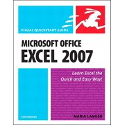 Microsoft Office Excel 2007 for Windows - eBook