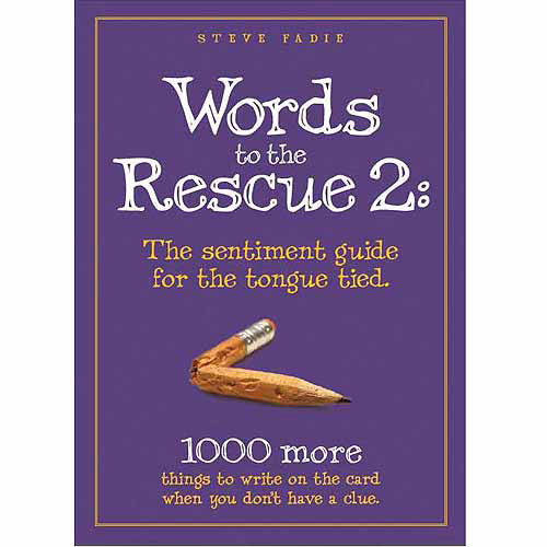 Orange Sky Books, Words To The Rescue 2