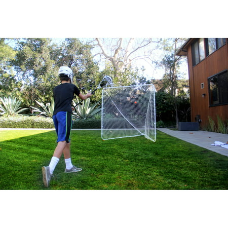 Athletic Works 6' x 6' Lacrosse Goal with Polyester 5-ply
