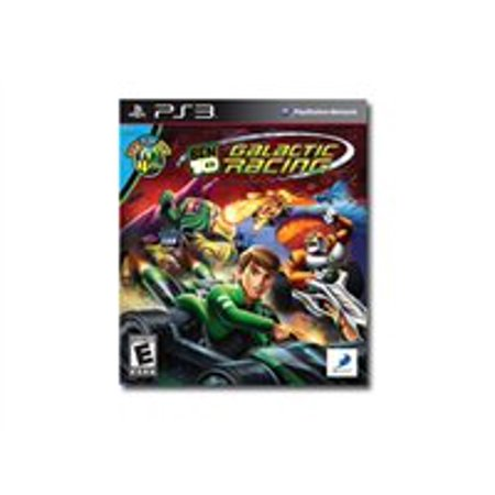 Ben 10 Galactic Racing - PlayStation 3 - Real Racing 3 Halloween