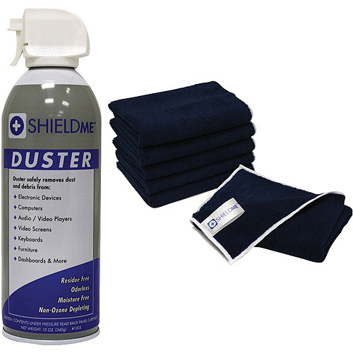 Screen Kleen Screen Clean, Duster and Micro Cloth Bundle