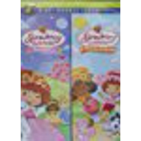 Strawberry Shortcake :Dress up Days & Play Day Surprise-kids Double Features - Strawberry Shortcake Dress