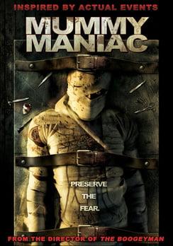 Mummy Maniac (DVD) by Lionsgate