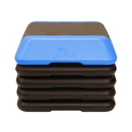 - The Step High Step Aerobic Platform