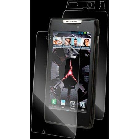 Invisibleshield Screen Film - Zagg invisibleSHIELD Full Body Protective Film for Motorola Droid RAZR