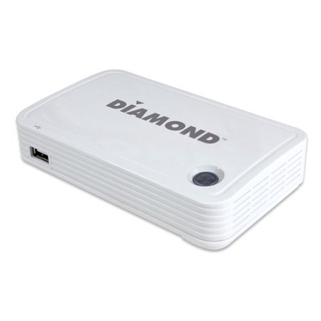 Diamond Wireless Hd Display Adapter For Mobile And Pc – Functions: Video Streaming, Video Decoding – Usb – 1920 X 1080 – Vga – Audio Line Out – Linux, Ios, Android (wpctv3000)