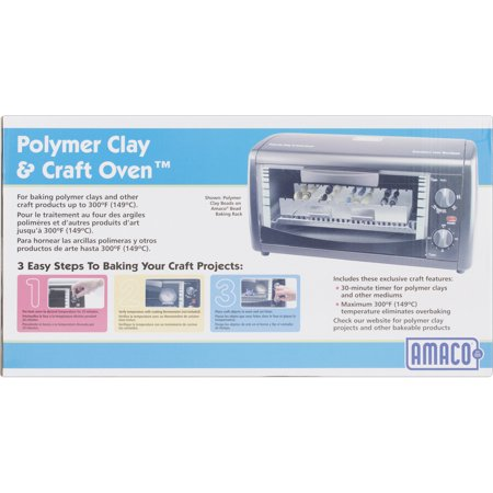 - Amaco Polymer Clay and Craft Oven