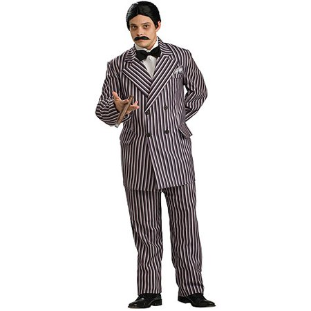 The Addams Family's Gomez Adult Halloween Costume - Grease Outfit