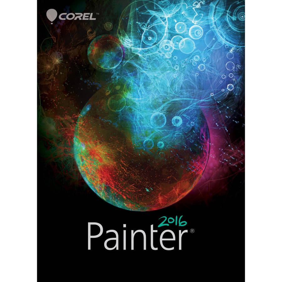 Corel ESDPTR2016ML Painter 2016 for Windows/Mac (Email Delivery)