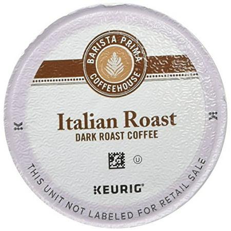 Keurig Barista Prima Coffeehouse Italian Roast Coffee K-Cup 18 ct (Barista Prima Coffee K Cups)