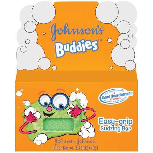 Johnson's: Easy-Grip Sudzing Bar Buddies(Tm), 1 ct