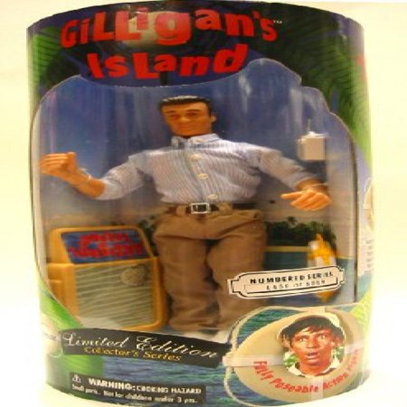 Gilligan's Island Limited Edition PROFESSOR Doll by Turner Entertainment