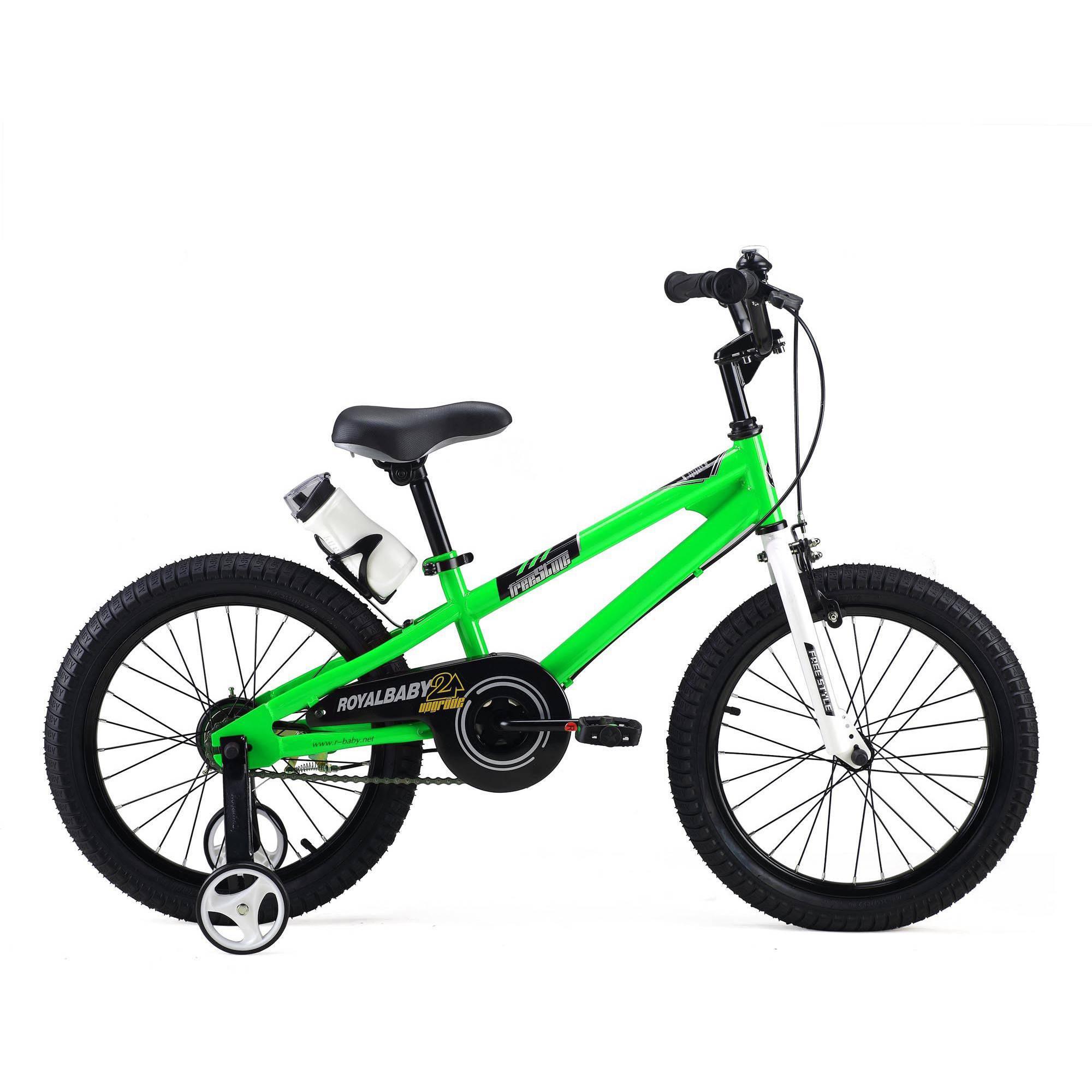RoyalBaby BMX Freestyle Kids Bike, Boy's Bikes and Girl's Bikes with training