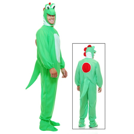 Adult Green Dragon Costume - image 1 of 1