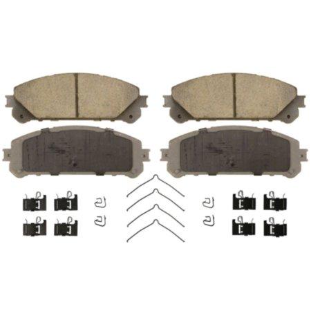 Wagner Brake ThermoQuiet Ceramic Disc Brake Pad Set C3500 Disc Brake Pad