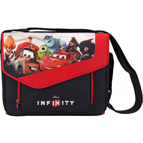 Disney Infinity Play Zone and Carrying Case