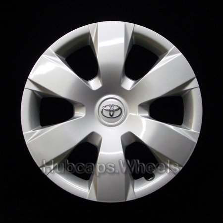 OEM Genuine Toyota Wheel Cover - Professionally Refinished Like New - 16in Replacement Hubcap Fits 2007-2011 Camry