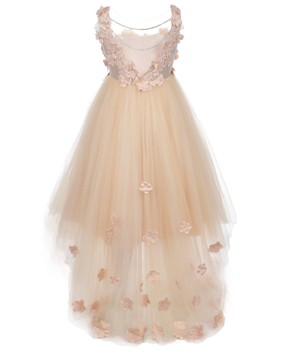 90f9164ab Princess Daliana Flower Girl Dresses - raveitsafe